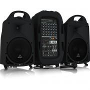 Behringer EuroPort PPA2000BT Kit de Caixa de Som Acústica 2000w, 220v