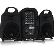 Behringer EuroPort PPA500BT Kit de Caixa de Som Acústica 500w, 220v