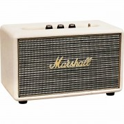 Marshall Acton Cream Caixa de Som com Bluetooth 41w, Bivolt