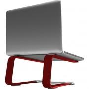 Curv S1 Suporte para Notebook DJ Curv S1, Grip Clássico, Vermelho
