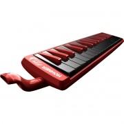 Hohner Fire Red Black 9432 Escaleta Melodica