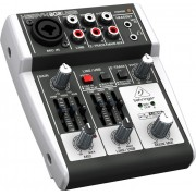 Behringer Xenyx 302Usb, 3 Canais, Interface Usb