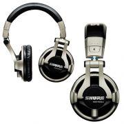 Shure SRH750DJ Fone Profissional DJ