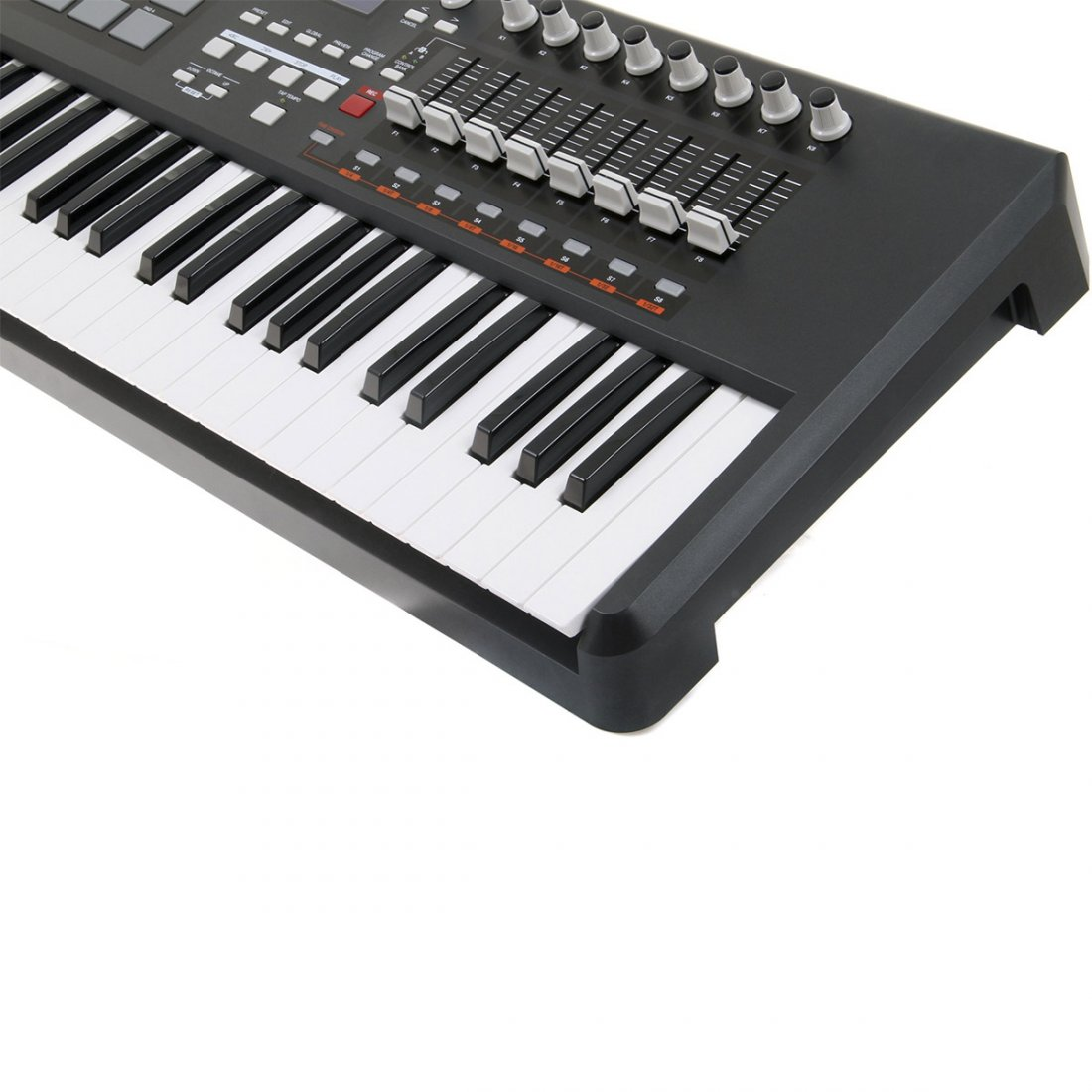 Akai MPK61 Teclado Controlador Midi, Bivolt