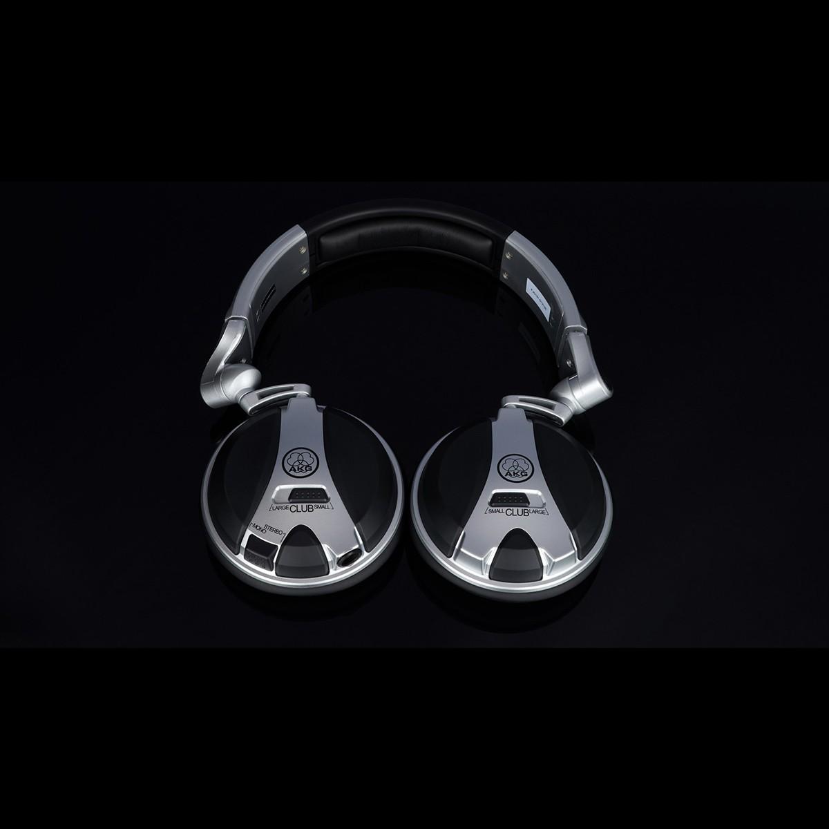 Akg K-181 DJ Fone para Dj Fechado