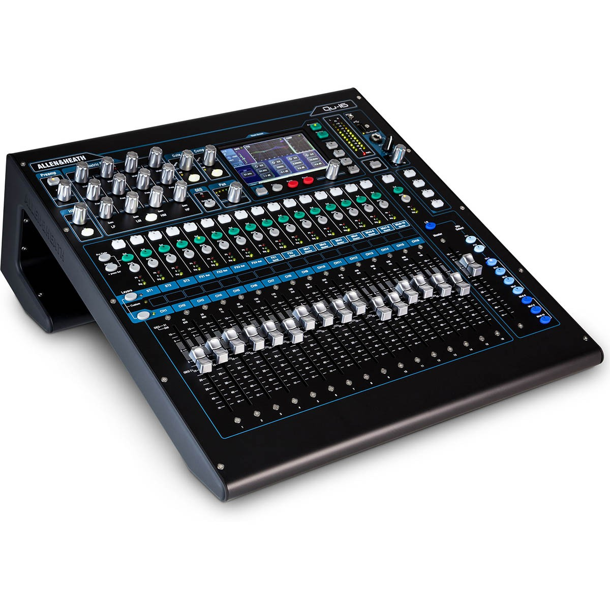 Allen & Heath QU-16 Mesa de Som Digital, 220v