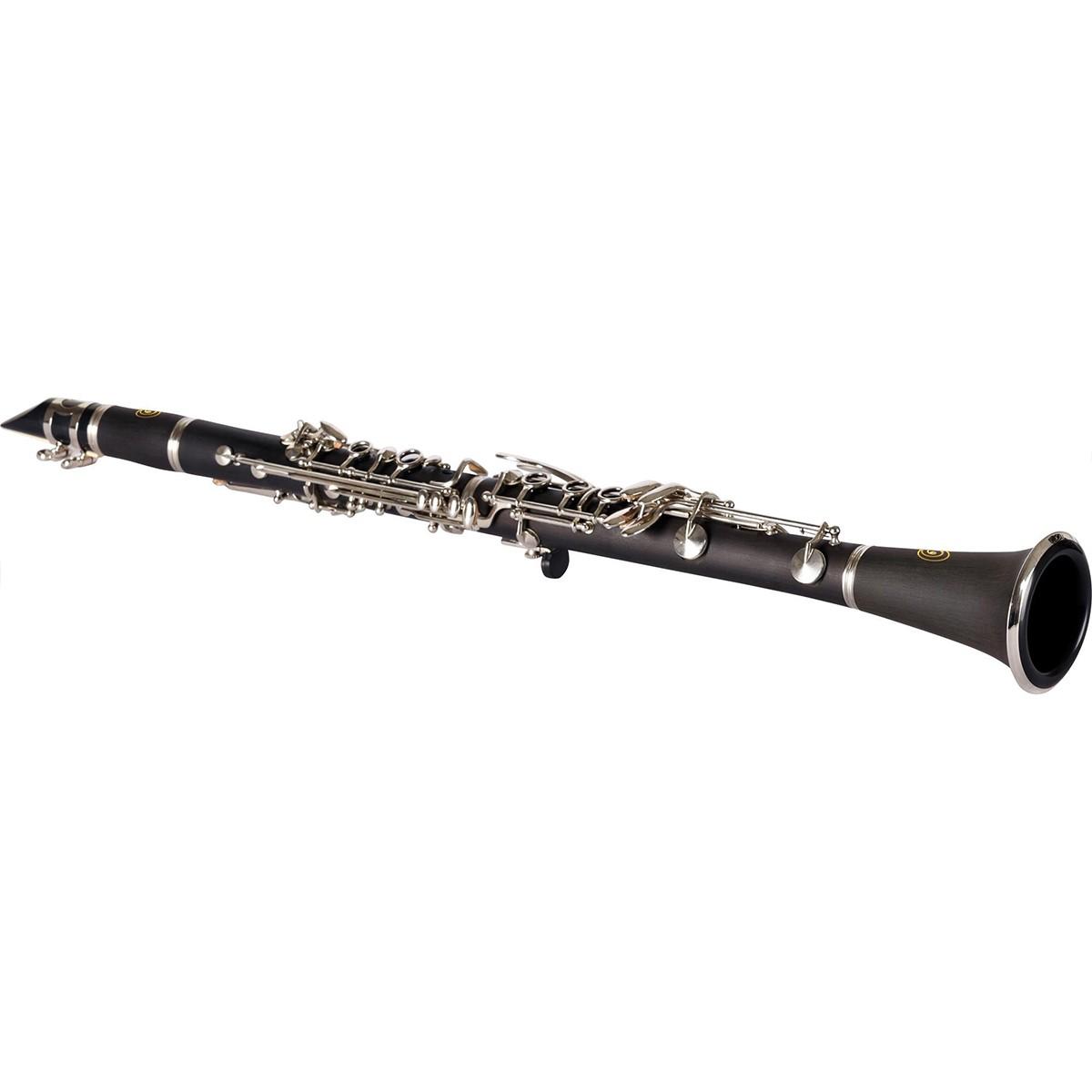 Harmonics Hcl - 520 Bb ( Si Bemol ) Clarinete 17 Chaves