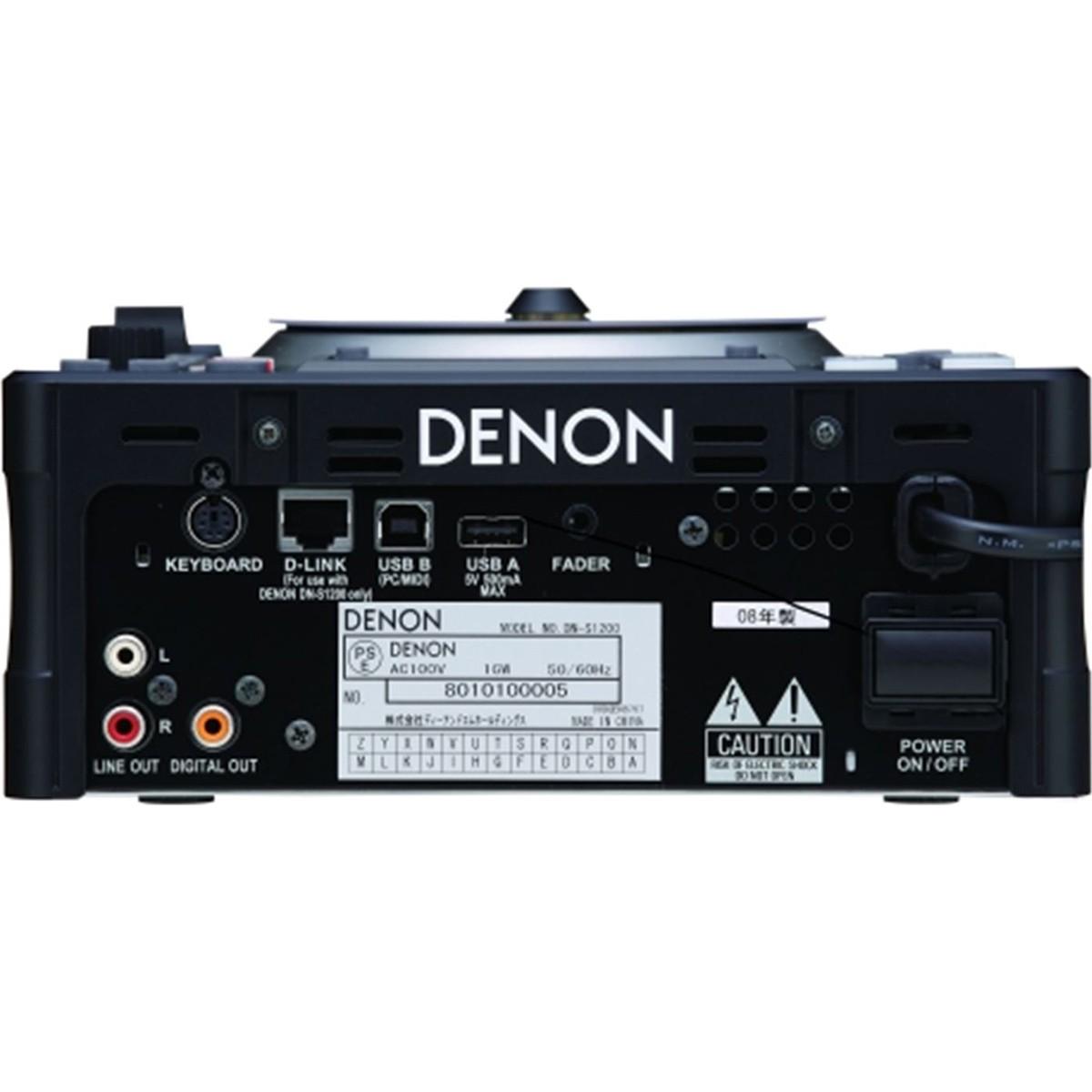 Denon DN-S1200 CDJ Player Profissional Dj, 110v