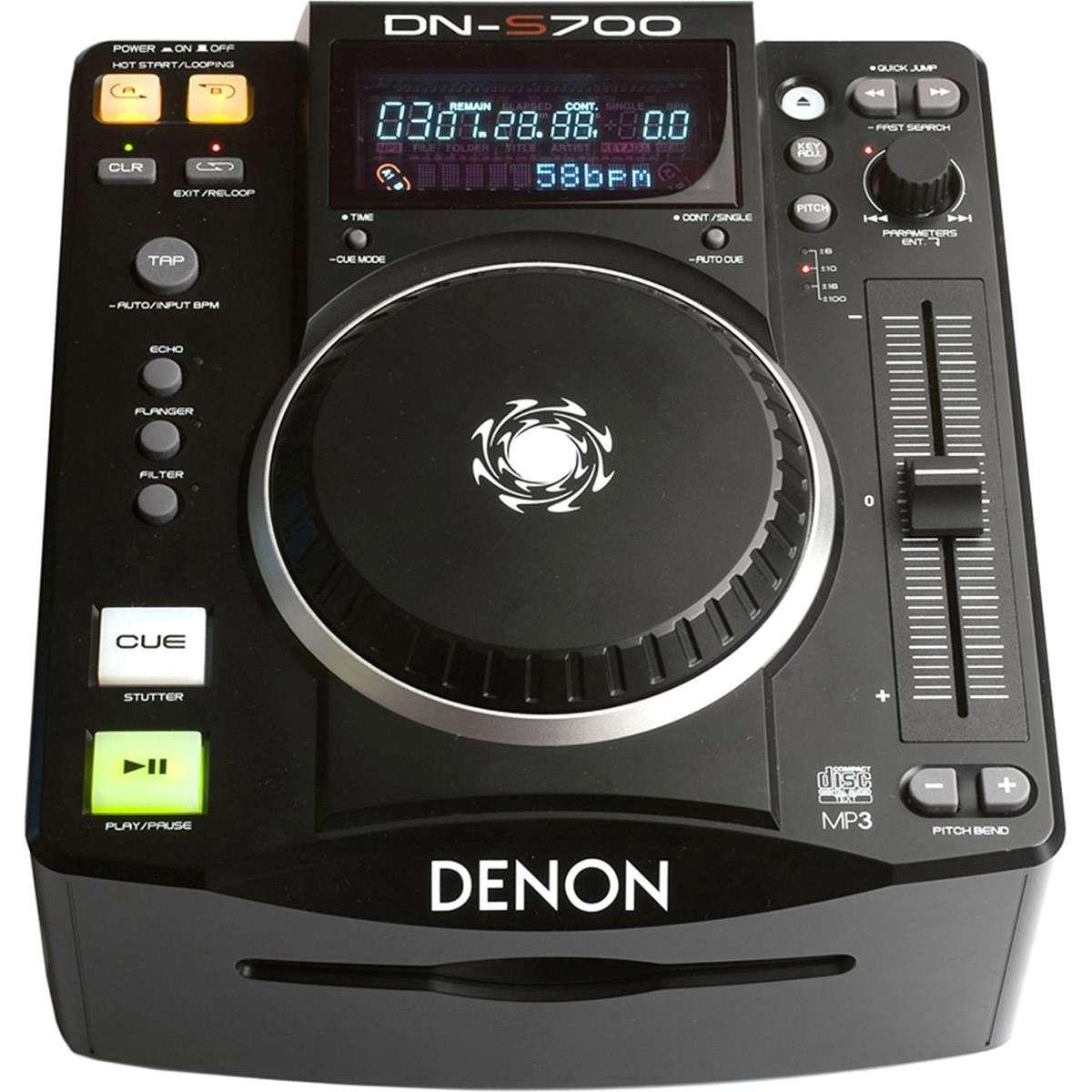 Denon DN-S700 CDJ Player Profissional Dj, 220v
