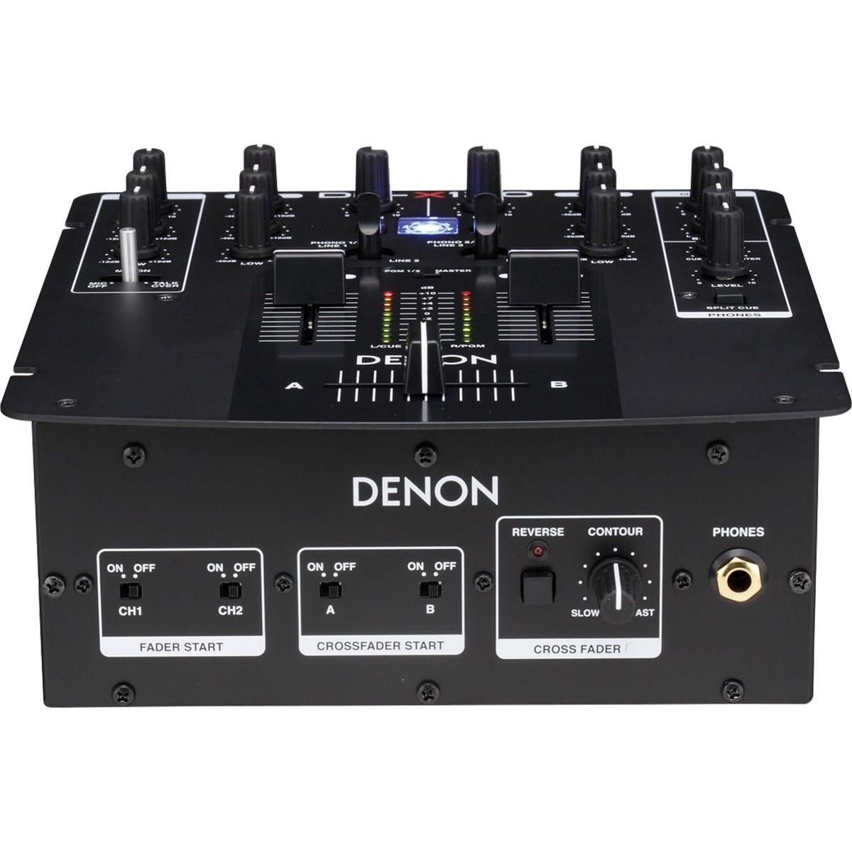 Denon DN-X120 Mixer Dj, 110v