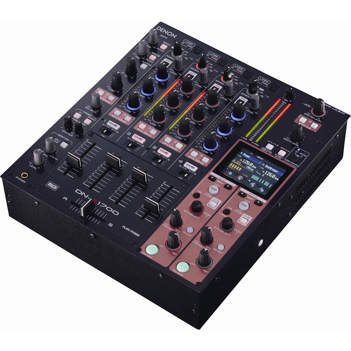 Denon DN-X1700 Mixer Dj, 220v