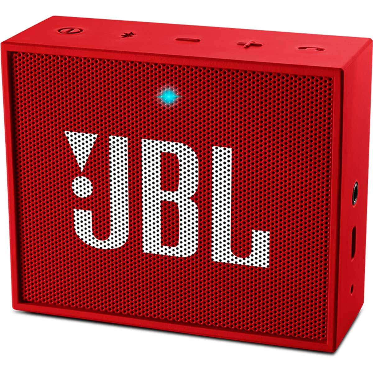 Jbl GO, Caixa de Som BlueTooth, Bateria 5 Horas, Vermelho