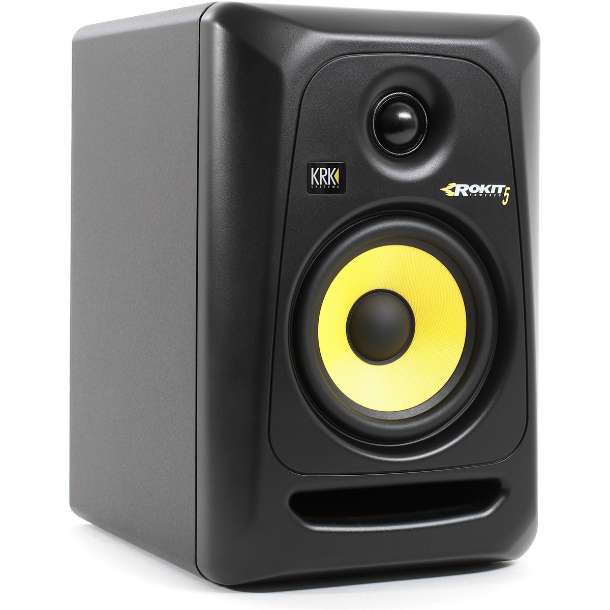Krk RP5 G3 Rokit Powered Monitor de Audio Referencia para Estudio, Preto, 220v, Unidade