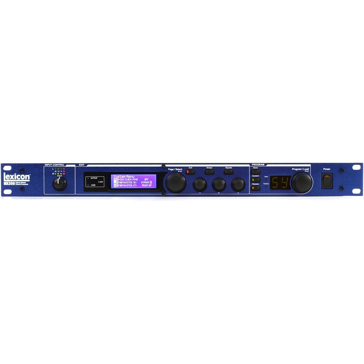 Lexicon Pro MX300 Amplificador, 110v