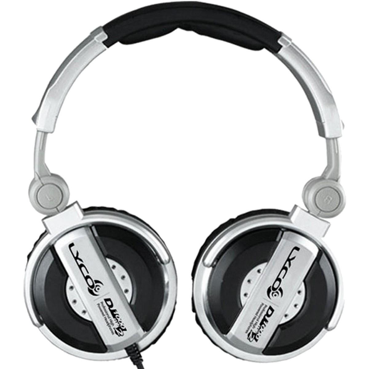 Lyco DJ-1000 MKII Fone de Ouvido