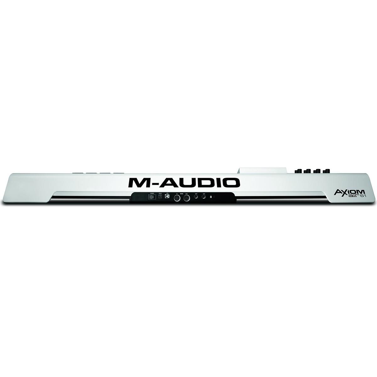 M-Audio Axiom Air 61 Teclado Controlador Midi, Usb, Bivolt
