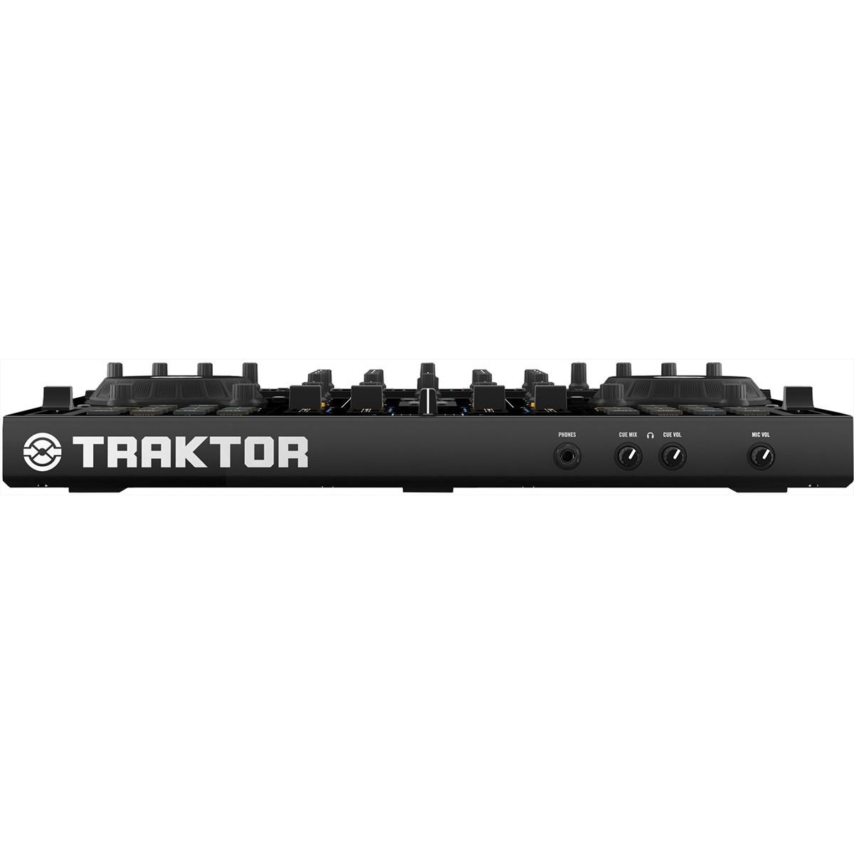 Native Instruments Traktor Kontrol S4 Controladora Dj, Usb, Bivolt