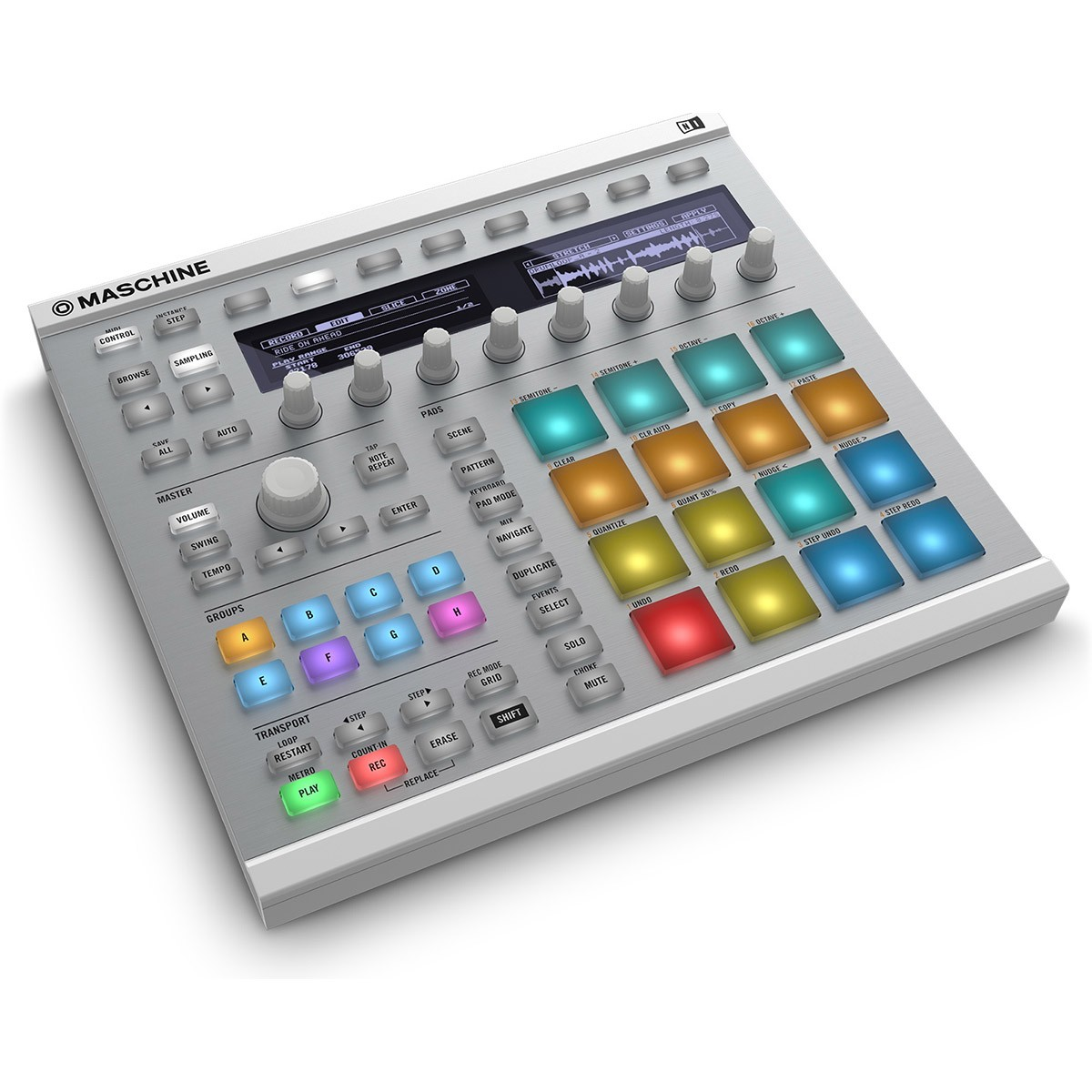 drum machine native instruments maschine mkii review. Black Bedroom Furniture Sets. Home Design Ideas