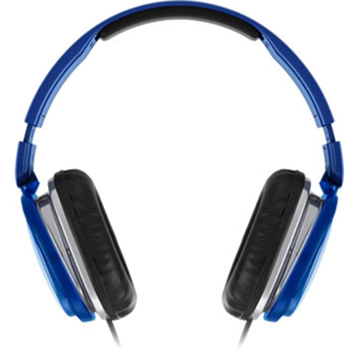Panasonic RP-HX350M Fone de Ouvido Com Microfone, Azul