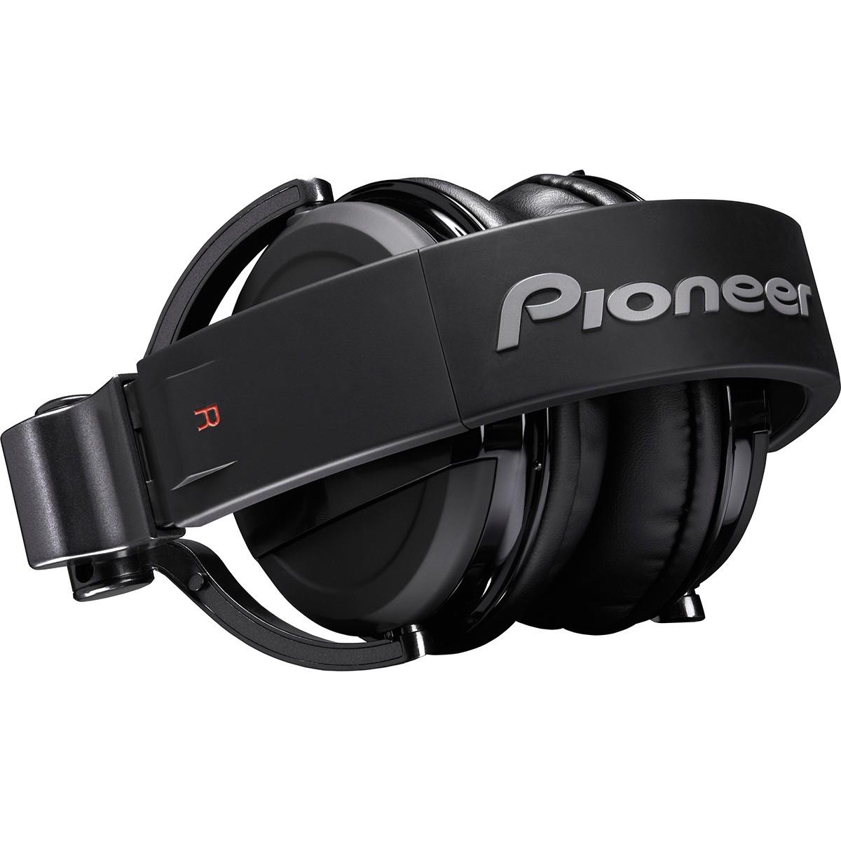 Pioneer HDJ-1500 Fone de Ouvido, Preto