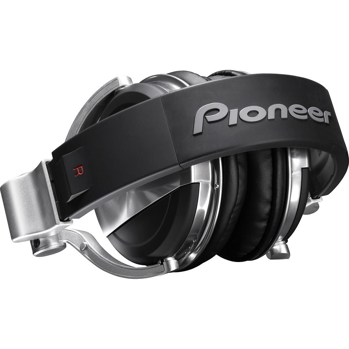 Pioneer HDJ-1500 Fone para Dj, Prata