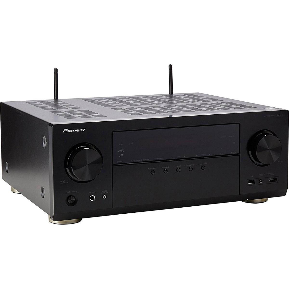 Pioneer VSX1131 Receiver 7.2, 4K, 3D, 110v