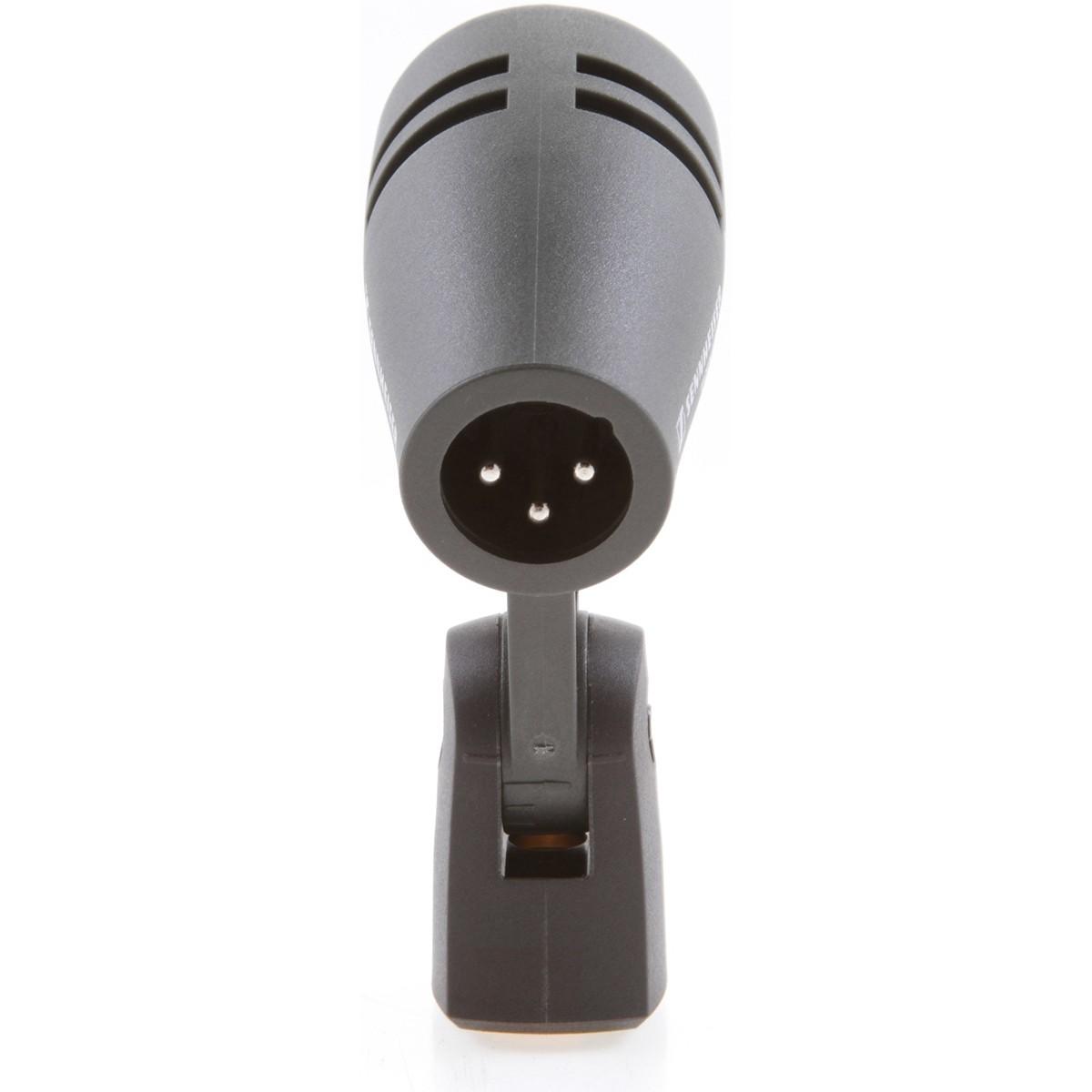 Sennheiser E604 Microfone Dinâmico Cardióide, Pacote com 3 Peças