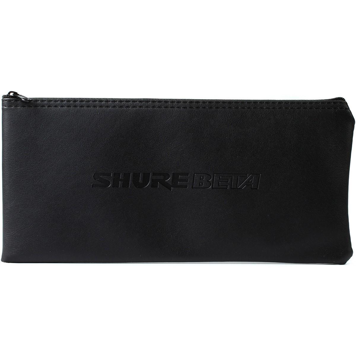 Shure Beta 98AMP/C Microfone, Pacote com 3 Peças
