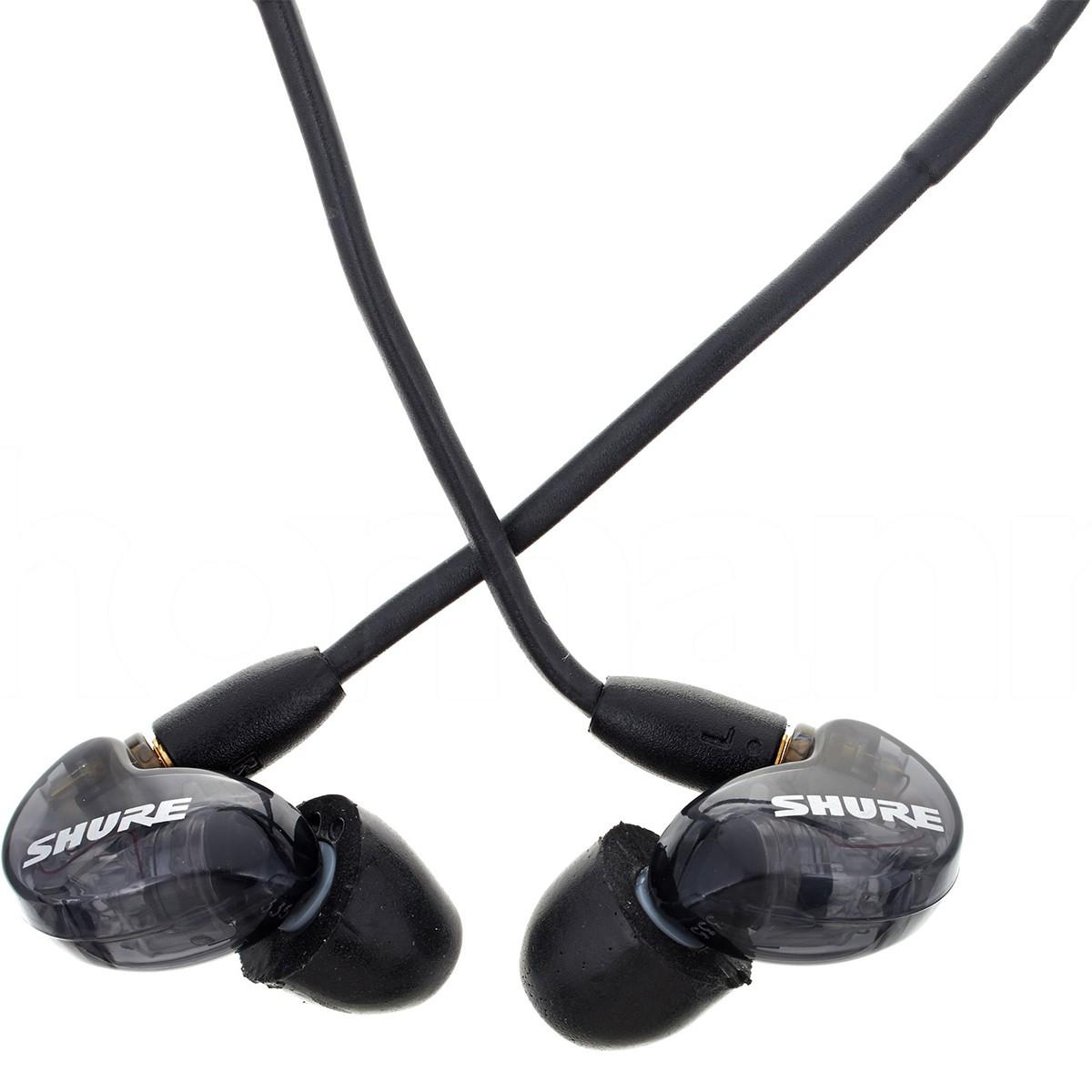 Shure SE215-K Preto Fone In-Ear, Reduz Ruído