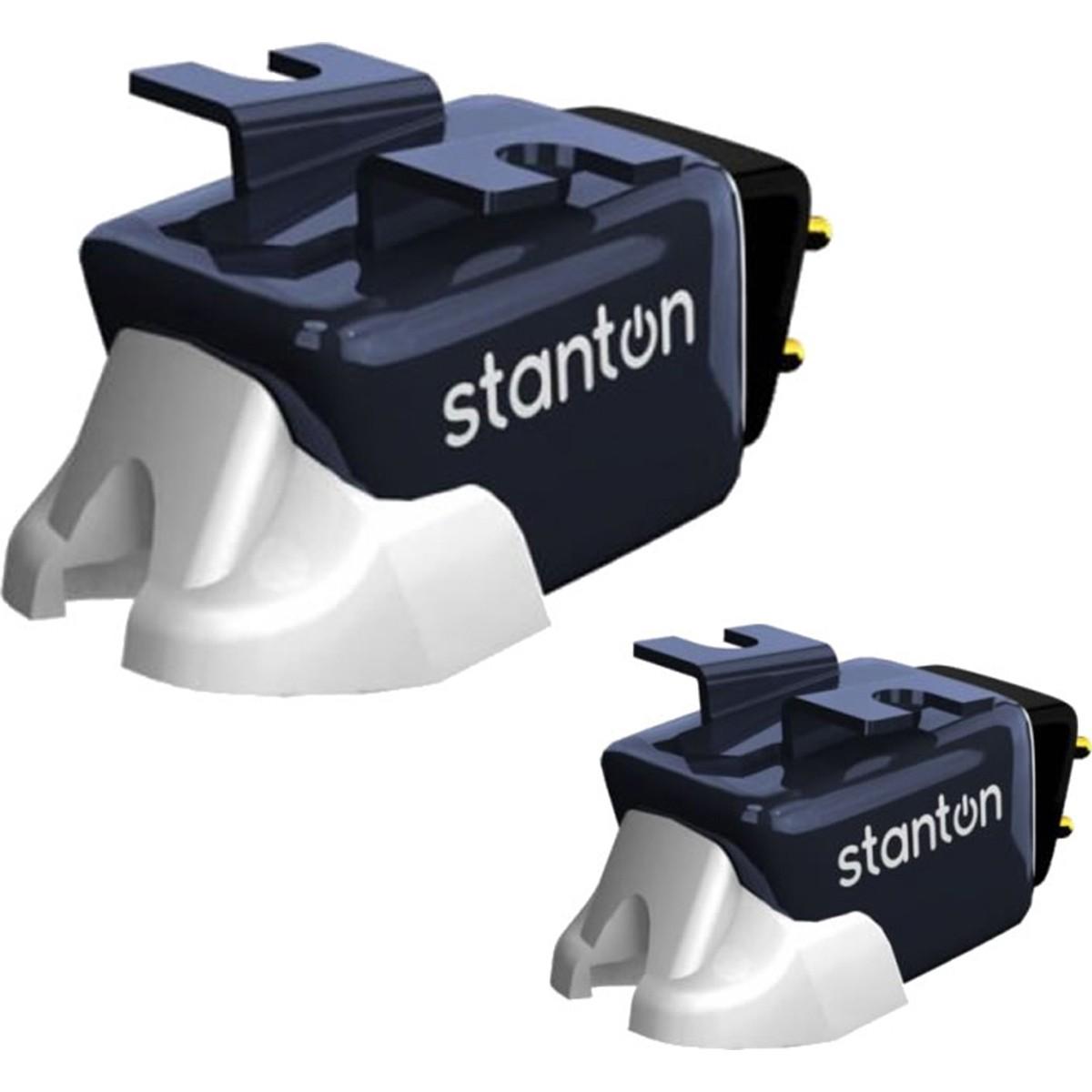 Stanton 500 V3 Cápsula, Agulha, Par