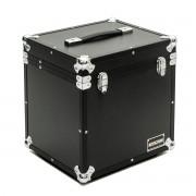 Hard Case Baú cabos e Acessórios Black 33x28x33