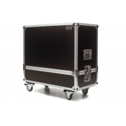 Hard Case Caixa de Som Attack VSF115A Duplo com Roda