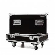 Hard case Caixa Subwoofer QSC KS118 Individual C/ Roda