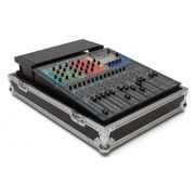 Hard Case Mesa Soundcraft Si Expression 1 com cable box