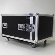 Hard Case Pedestal Microfone 12 unidades