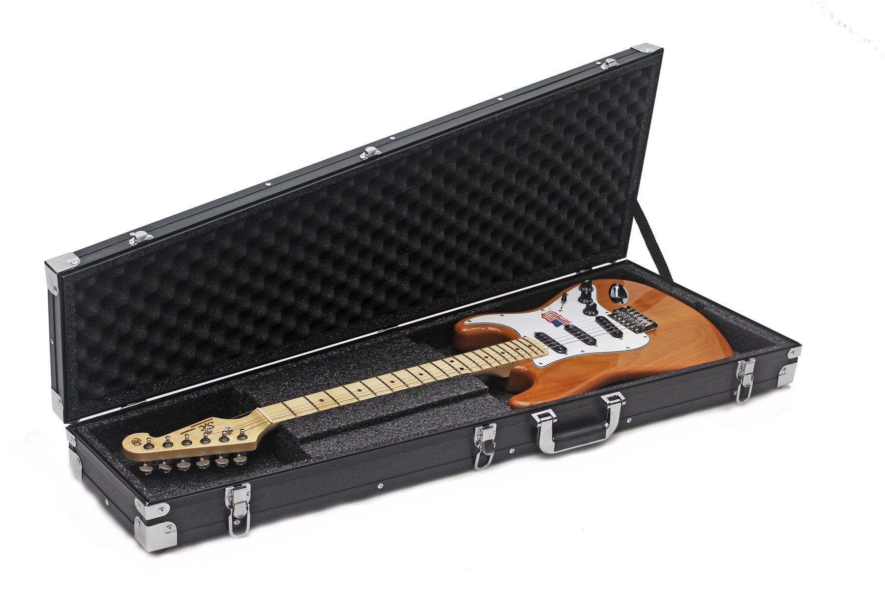Case Estojo Guitarra Strato e Tele GOTA Leve e Profissional