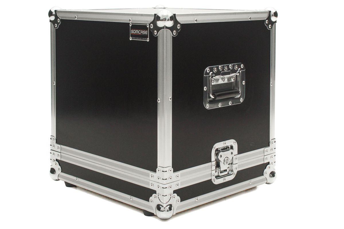 Hard Case Amplificador Cubo Baixo GK MB210- Emb10