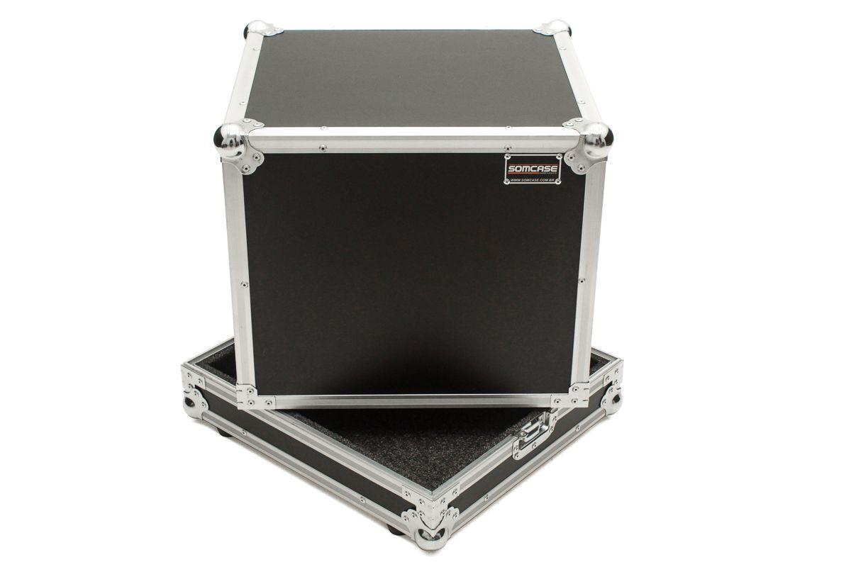 Hard Case Amplificador Cubo Baixo GK MB210- Emb10  - SOMCASE