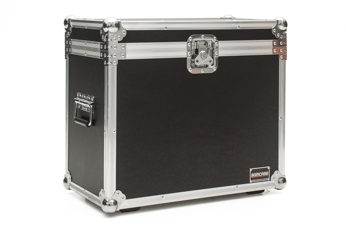 Hard Case Amplificador Cubo Fender Blues Junior baú - emb6