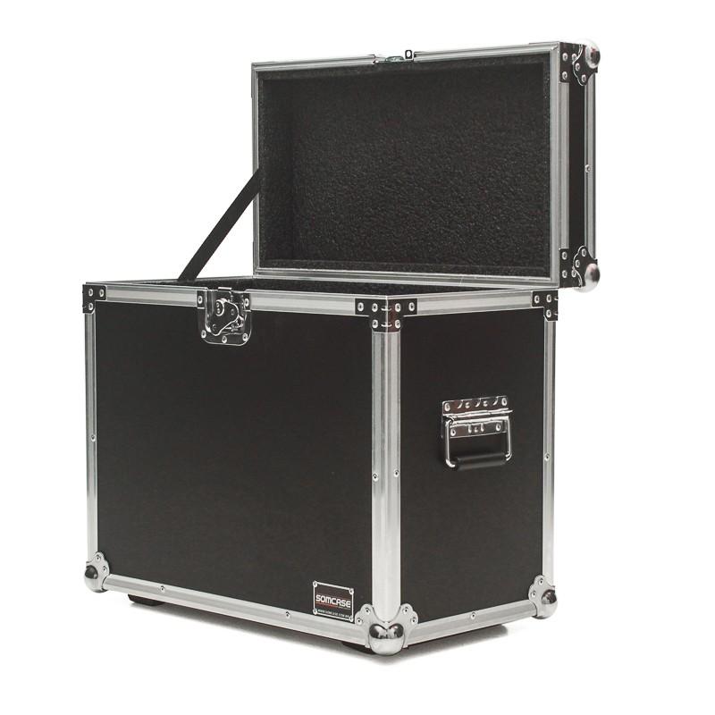 Hard Case Amplificador Cubo Fender Blues Junior baú - emb6