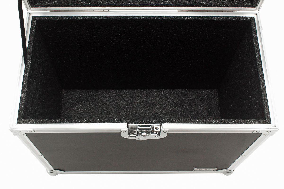 Hard Case Amplificador Cubo Marshall DSL 1C Baú -Emb6  - SOMCASE