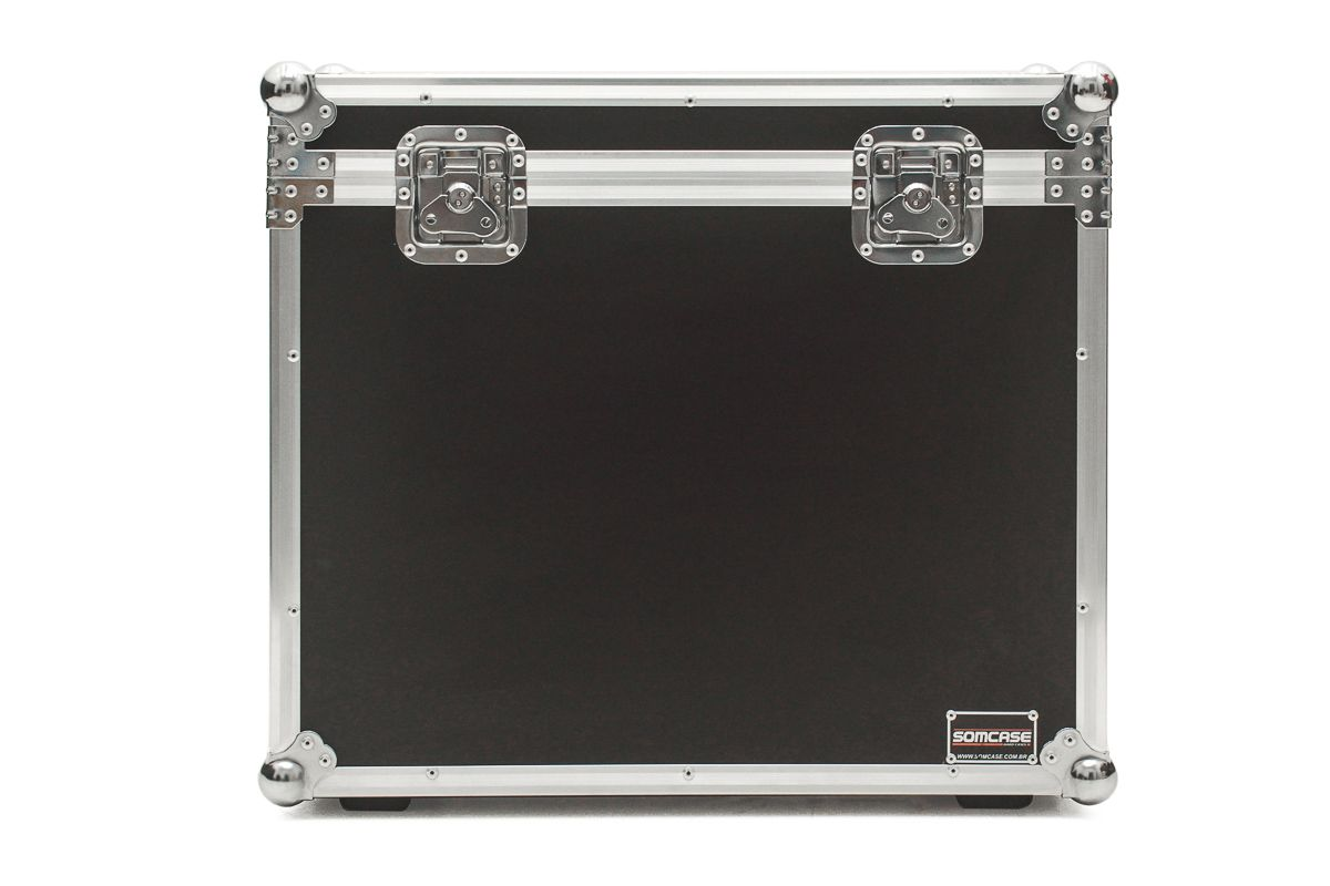 Hard Case Amplificador Cubo Marshall DSL 20c Baú - Emb10