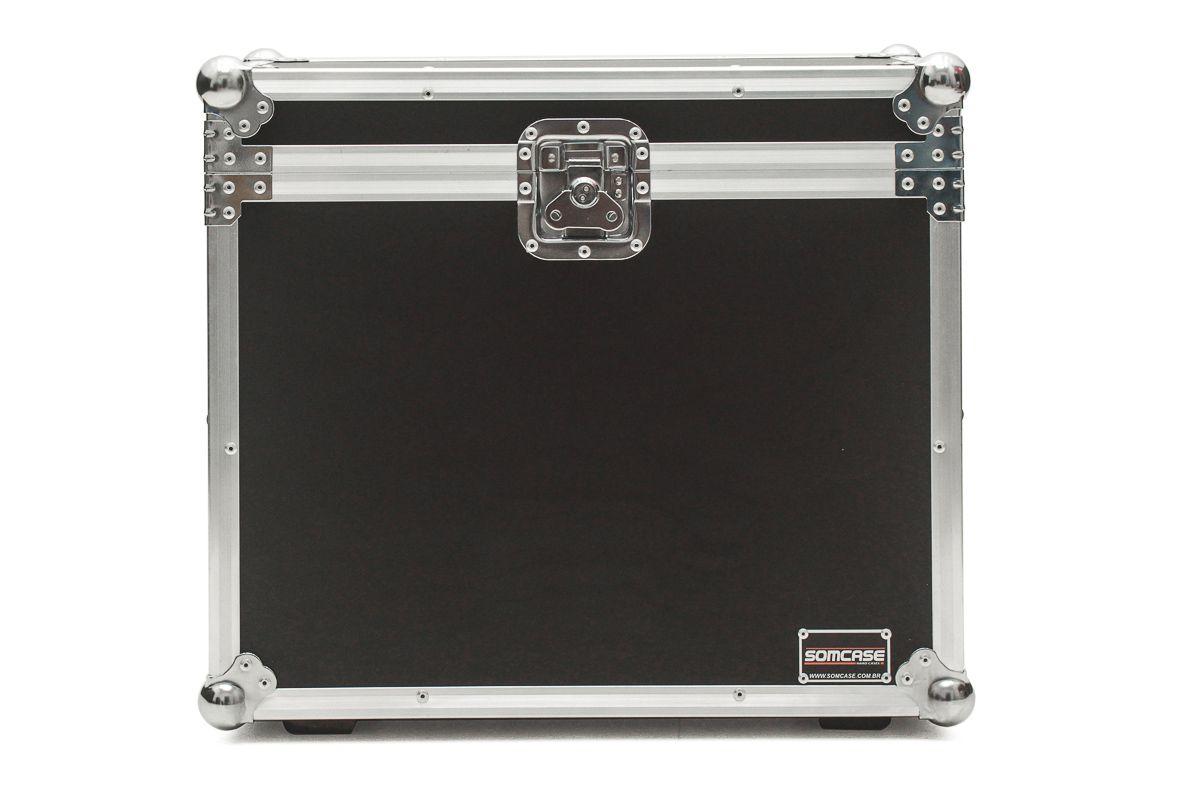 Hard Case Amplificador cubo Marshall MG30 baú - emb6