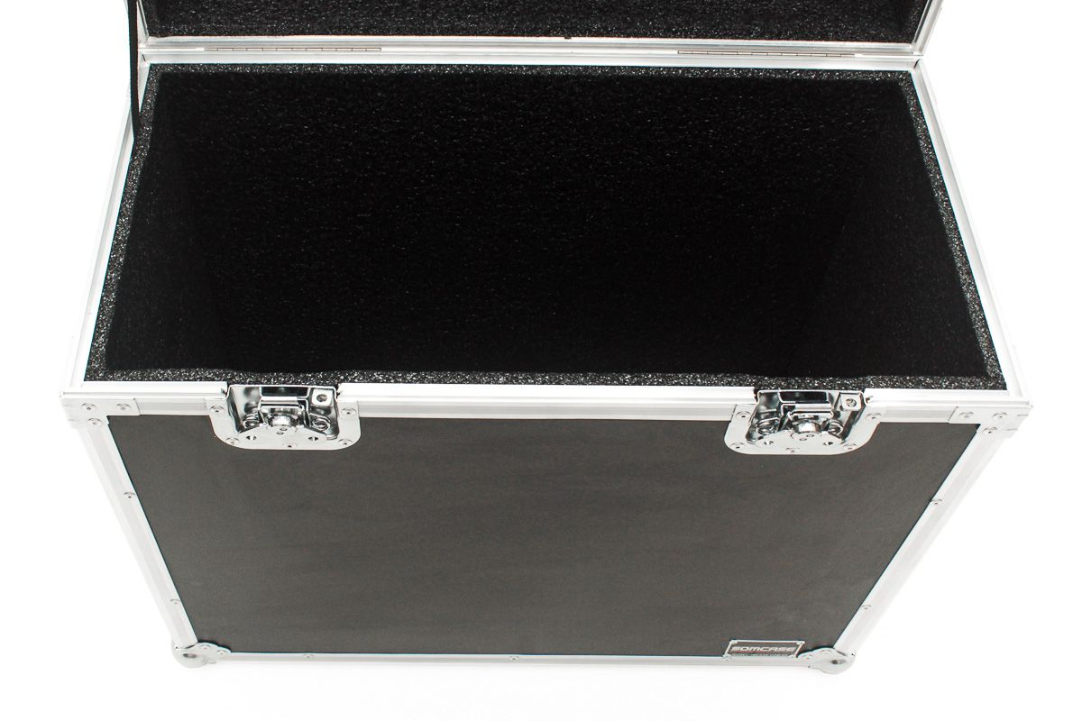 Hard Case Amplificador Cubo Meteoro GS 160 Nitrous Baú Emb10  - SOMCASE