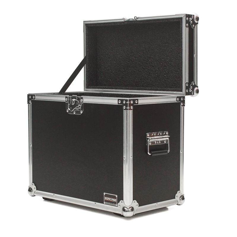 Hard Case Amplificador Cubo Orange Crush 20 Baú -Emb6  - SOMCASE