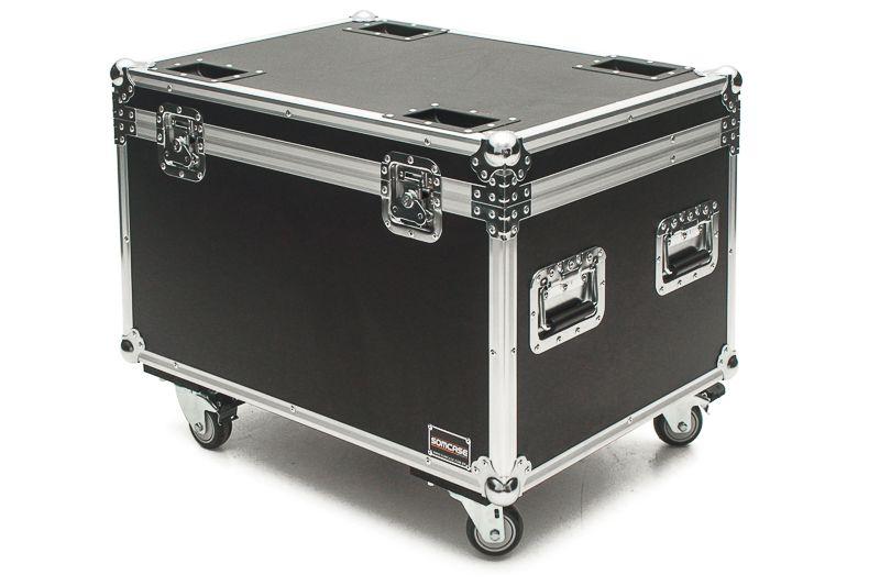 Hard Case Baú 70 x 50 x 45 Acessórios - Emb10  - SOMCASE