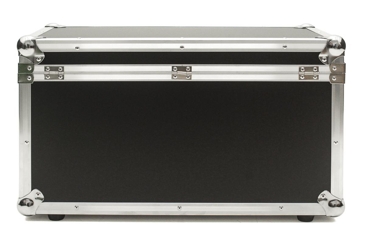 Hard Case Baú Acessórios cabos e iluminação 60x40x40