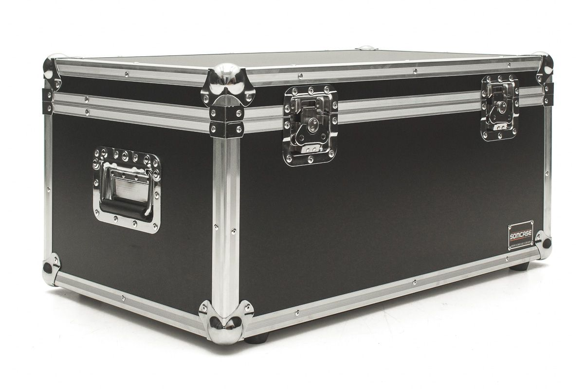 Hard Case Baú para Acessórios 70X30X40 cm - EMB6