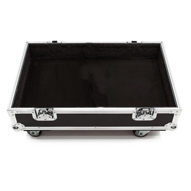 Hard case Caixa De Som Mark audio LMK15 Individual C/ Roda