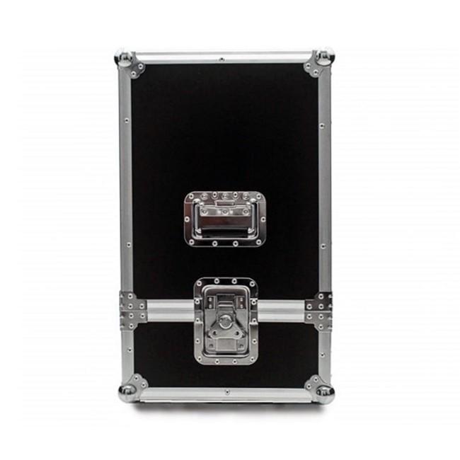 Hard Case Caixa de Som QSC CP12 Duplo